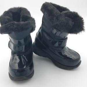 Cougar winter boots girls size 10